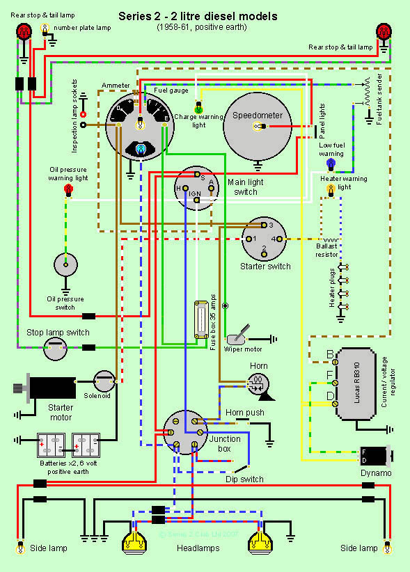 series 2 wiring diagram  series  get free image about