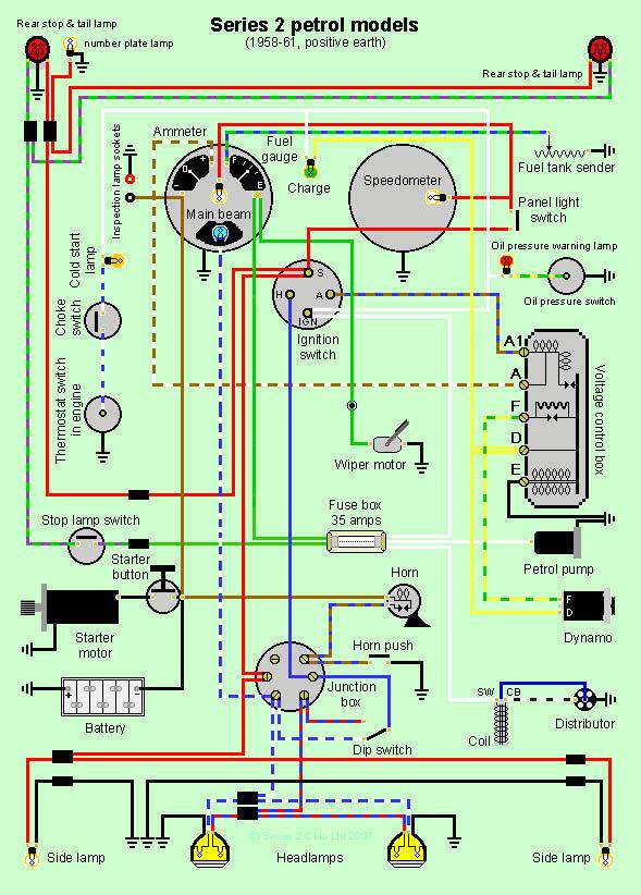 series 2 wiring diagram  series  get free image about