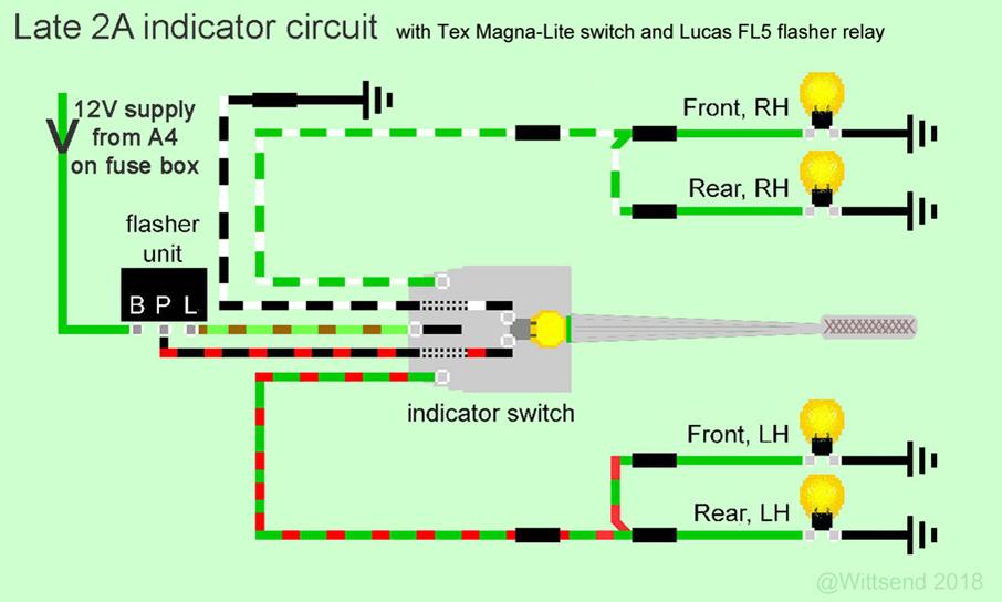 universal turn signal wiring diagram - wirdig, Wiring diagram