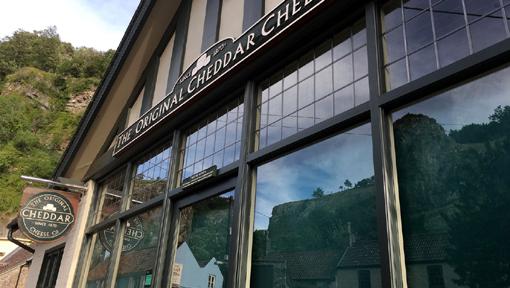 Cheddar Cheese Shop