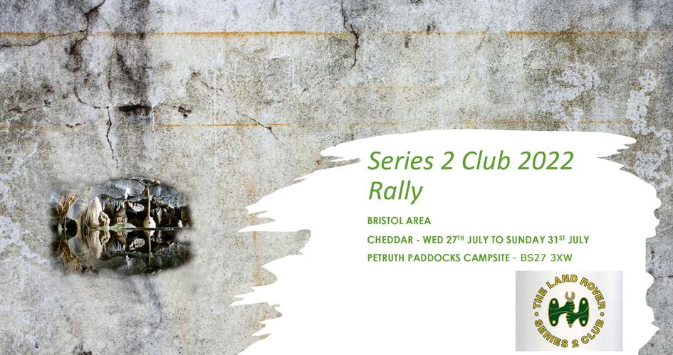 2022 Rally poster